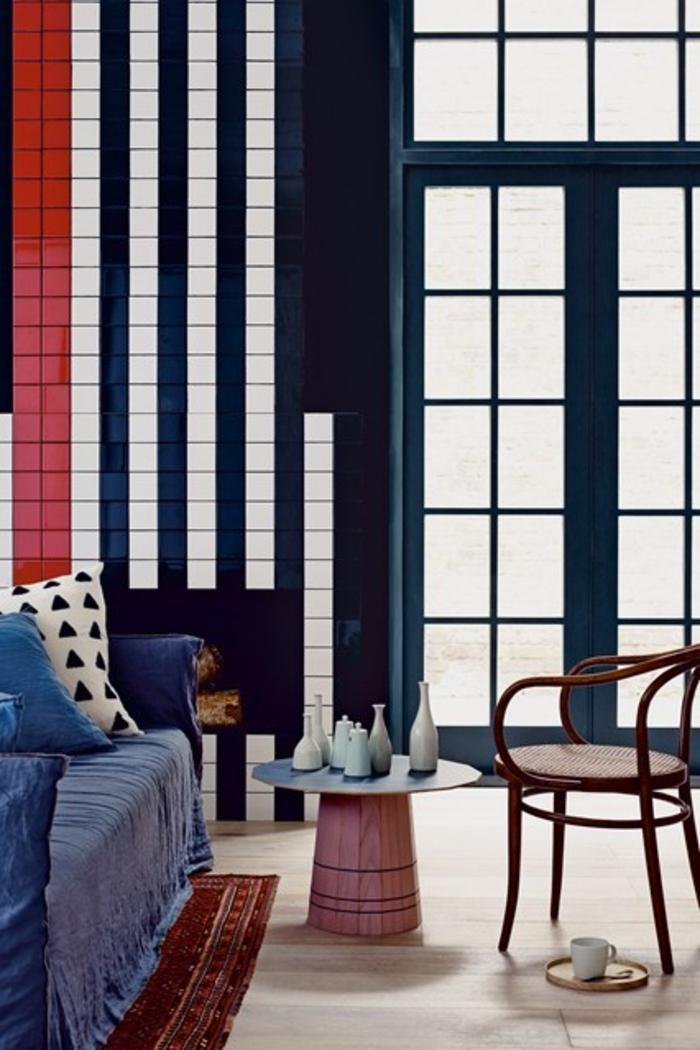 Wohnraum modern gestalten Einrichtungsbeispiele Wohnzimmer Möbel