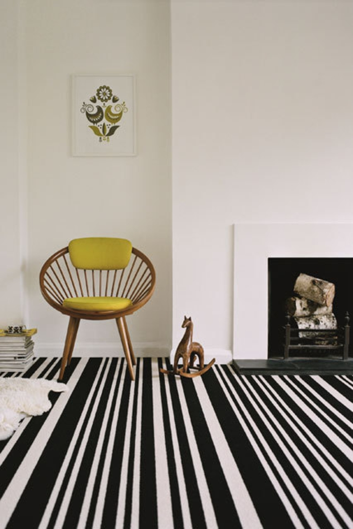 Wohnraumgestaltung Ideen Wohnzimmer skandinavisch einrichten