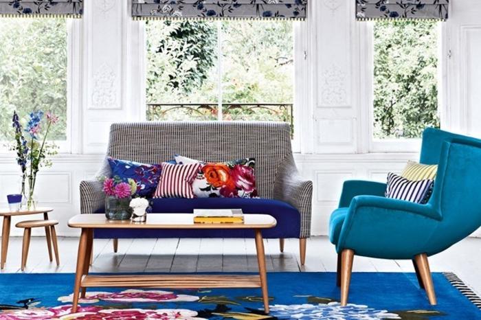 Wohnraumgestaltung moderne Möbel Einrichtungsbeispiele