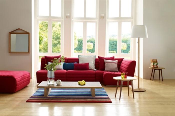 Wohnraumgestaltung Modernes Wohnzimmer Einrichtungsbeispiele Hinreißende  Ideen ...