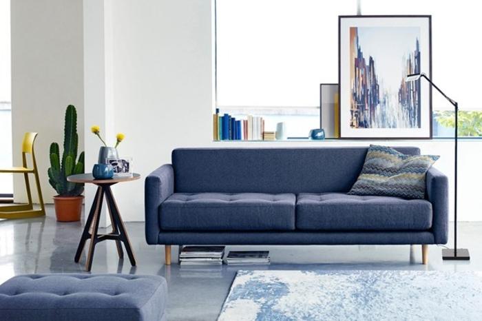 Wohnraumgestaltung modernes Wohnzimmer Einrichtungsideen