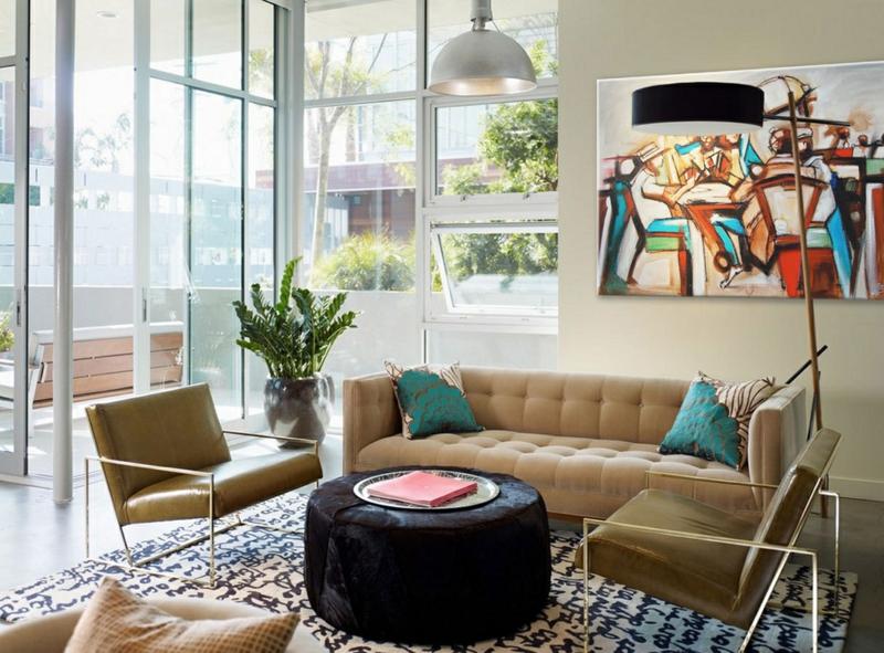 dekoideen wohnzimmer exotische stile und tolle deko ideen. Black Bedroom Furniture Sets. Home Design Ideas