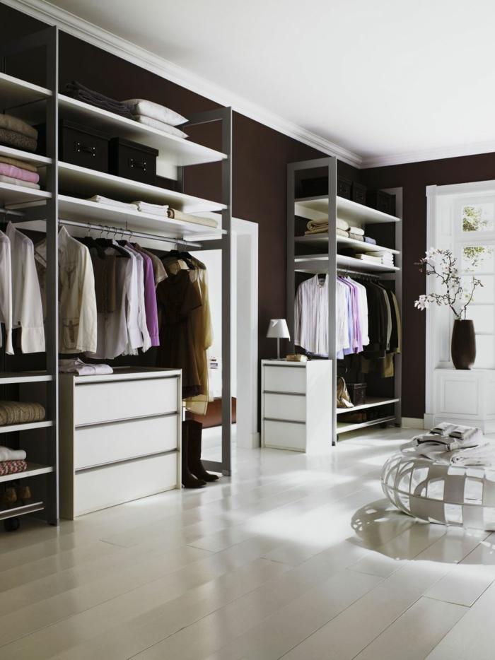 Kleiderschrank Dekorieren Ankleidezimmer   60 Ideen, Die Für Ihr Eigenes  Wohlbefinden Sorgen Design