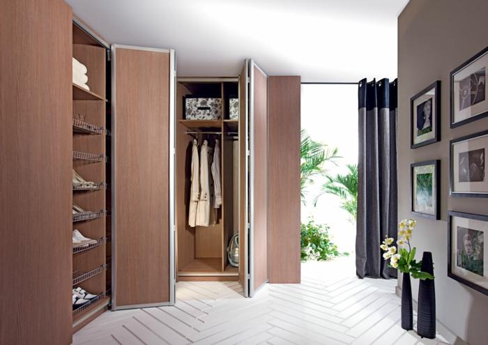 ankleidezimmer begehbarer kleiderschrank ideen