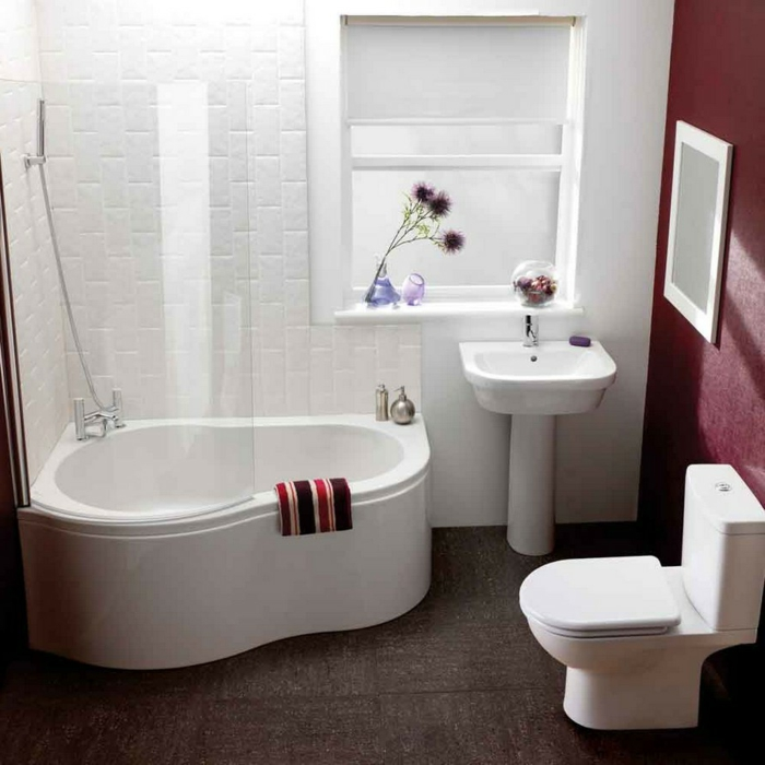 Badezimmer Gestalten Wie Gestaltet Man Richtig Das Bad Nach Feng - Kleines badezimmer gestalten