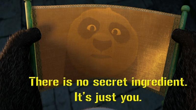beste Animationsfilme Liste Kung fu panda