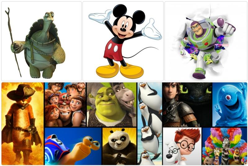 beste Animationsfilme Liste Zeichentrickfilme