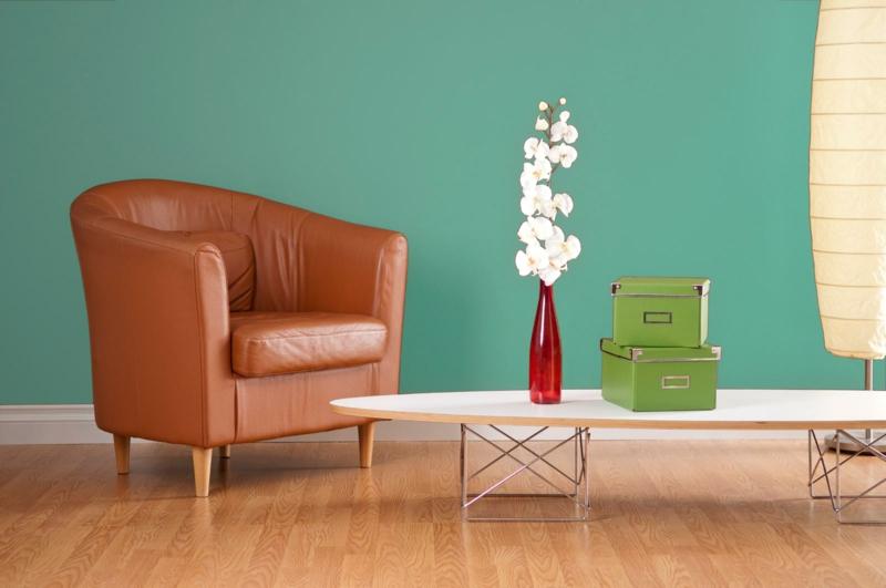 beste wandfarbe aussuchen wandfarben ideen mintgrün