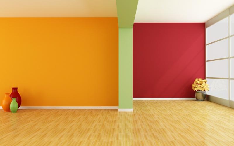 beste wandfarbe aussuchen wandfarben kombinieren