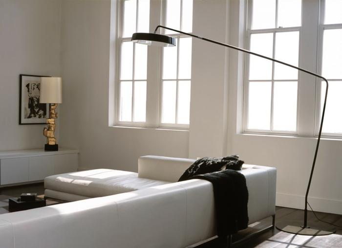 Die 33 sch nsten dekoideen mit licht for Puristisches wohnzimmer
