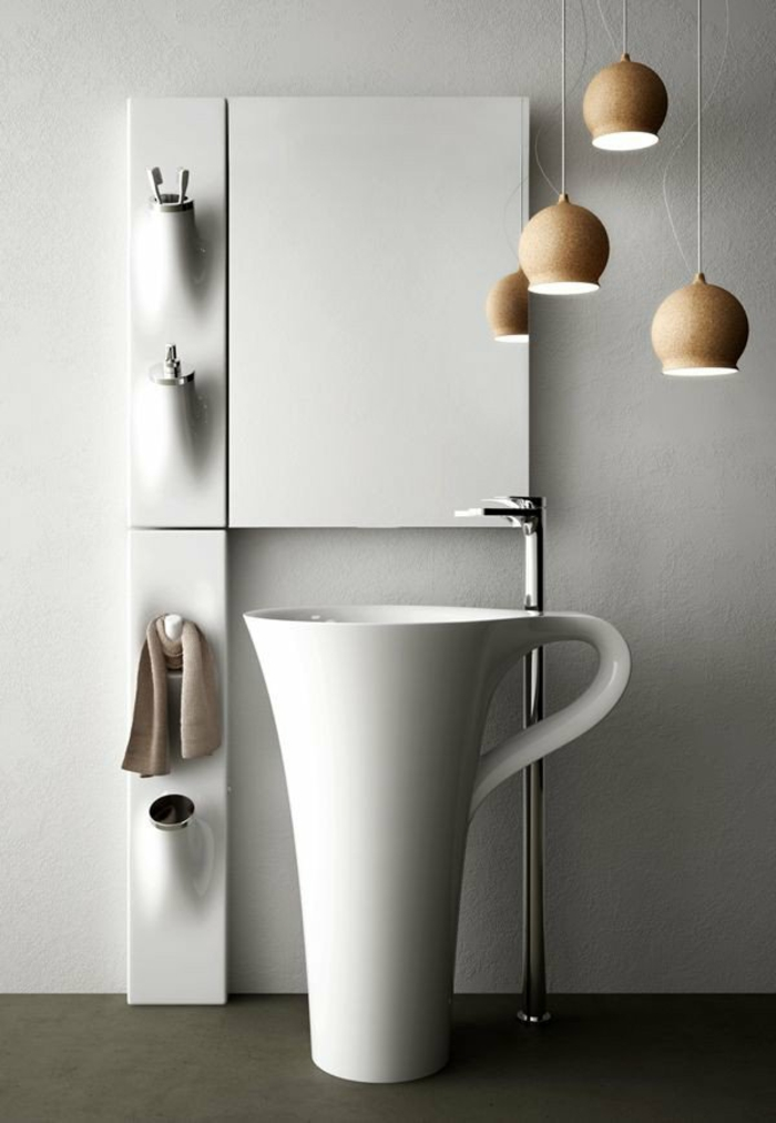 Designer waschbecken geschwungene linien design abisko intiyana - 41 Designer Waschbecken Mit Schwung Und Raffinesse