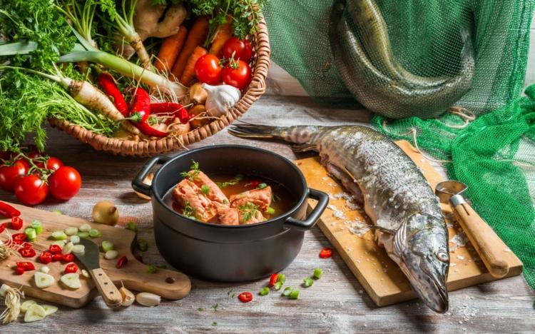 einfache Fischgerichte Rezepte gesunde Ernährung Tipps