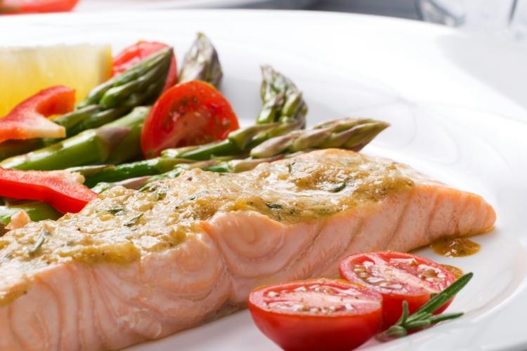 einfache Fischgerichte mit Lachs gesunde Ernährung Tipps
