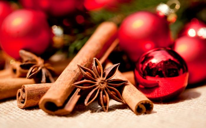Weihnachtliche tischdeko selbst gemacht 55 festliche for Tischdekoration weihnachten dekoration