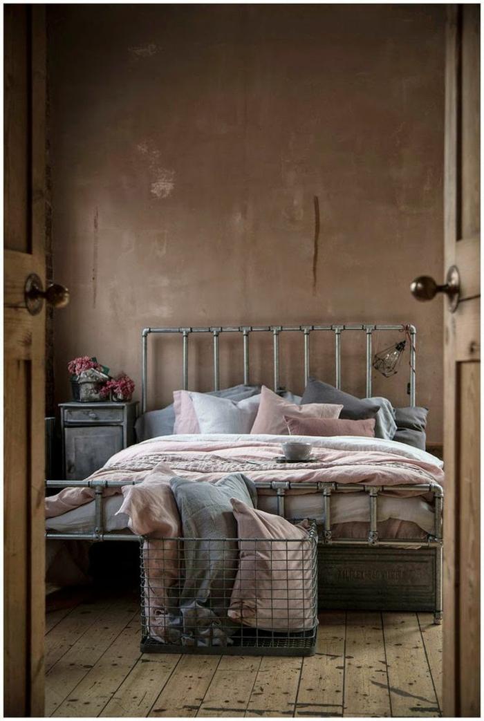 einrichtungsideen wohnideen röhren diy doppelbett schlafzimmer wohnidee