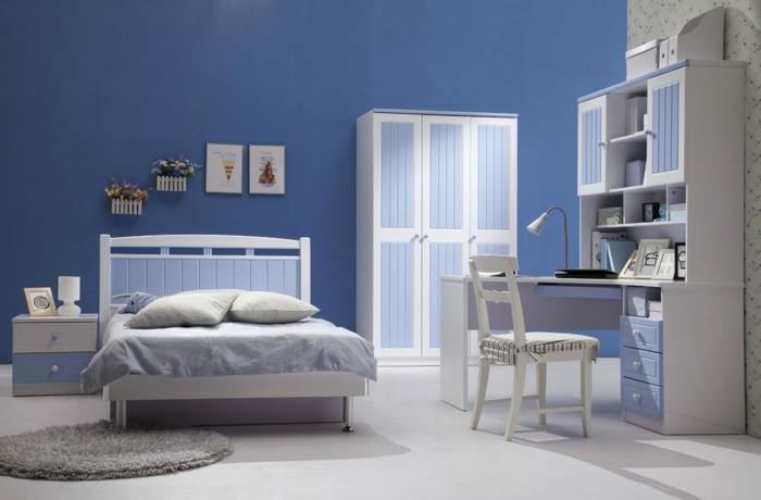 Wandgestaltung Schlafzimmer Maritim ~ Ideen Für Die ... Schlafzimmer Maritim