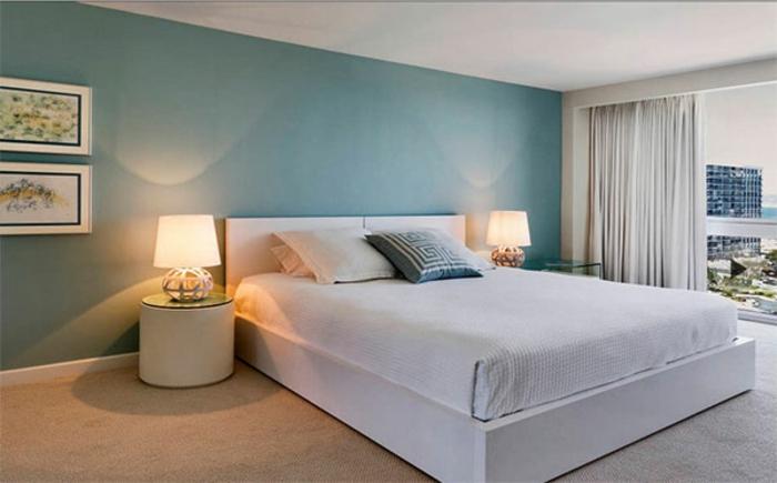 Maritimes Schlafzimmer ist perfekt stil für ihr haus ideen