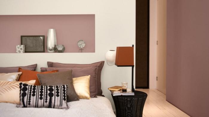 schlafzimmer » farbgestaltung schlafzimmer grün - tausende ... - Modernes Schlafzimmer Grun