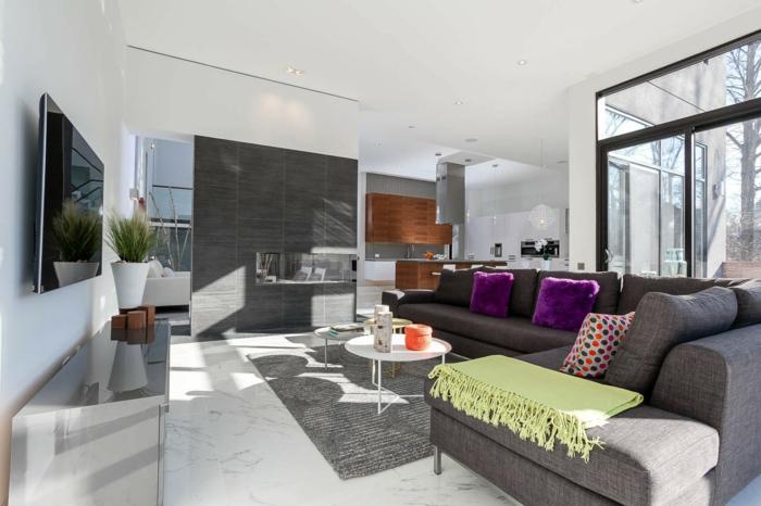 wohnzimmer farbgestaltung wände:farbgestaltung wohnzimmer helle ...