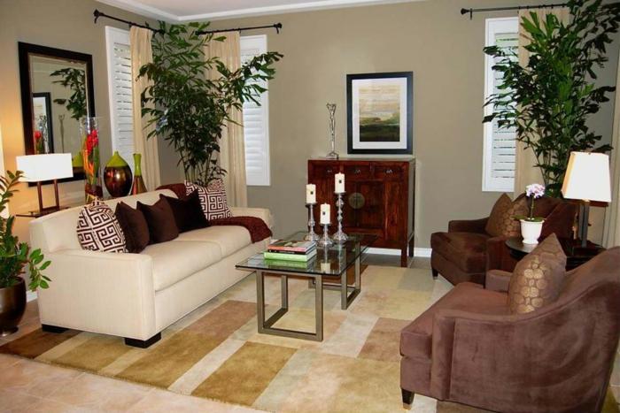▷111 Wohnzimmer Ideen   Die besten Nuancen auswählen   Freshideen