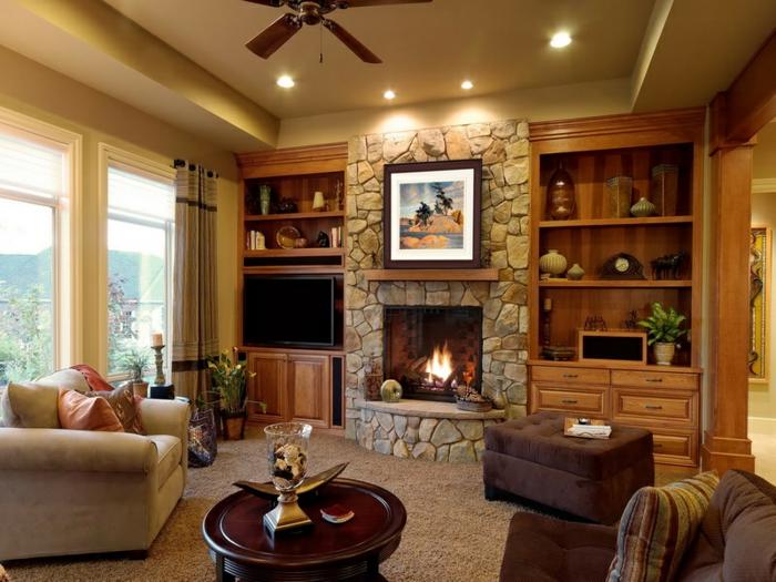 111 wohnzimmer streichen ideen die besten nuancen f r. Black Bedroom Furniture Sets. Home Design Ideas