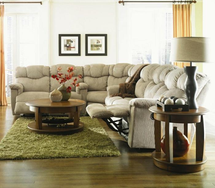 111 wohnzimmer streichen ideen die besten nuancen f r eine moderne farbgestaltung. Black Bedroom Furniture Sets. Home Design Ideas