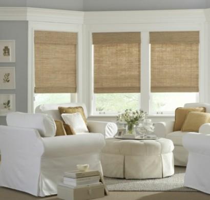 Fenster sichtschutz rollos plissees jalousien oder for Fenster sichtschutz ideen
