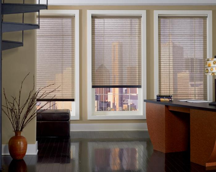 Fenster Sichtschutz Rollos Plissees Jalousien Oder
