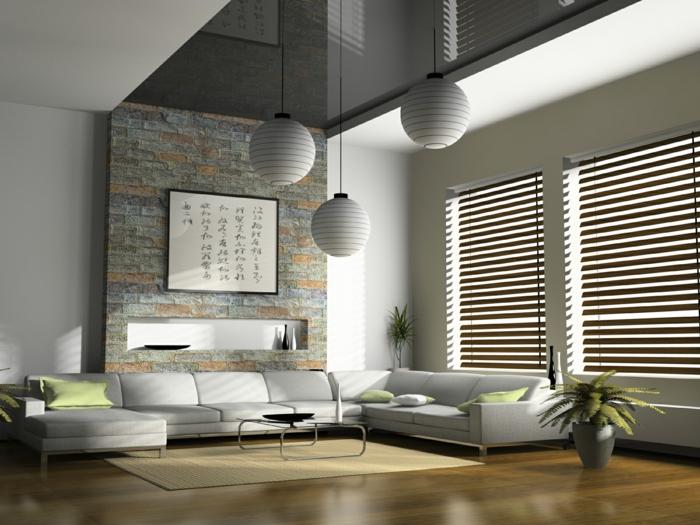 Moderne fenster  Fenster Sichtschutz - Rollos, Plissees, Jalousien oder?