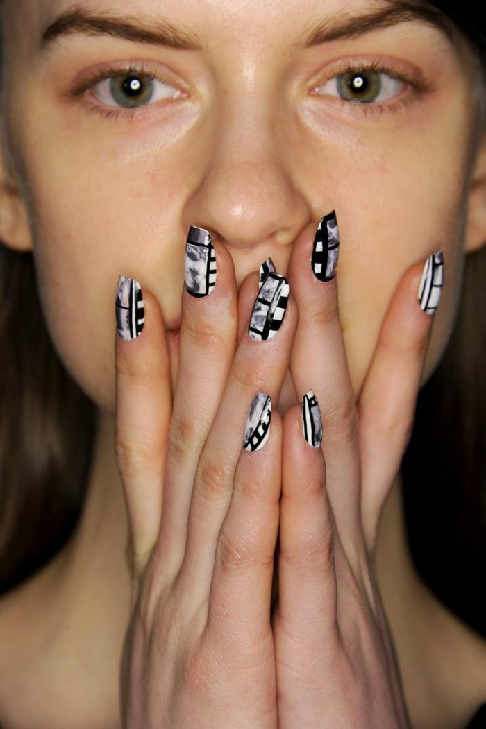 fingernägel trends nageldesigns nageldesign ideen