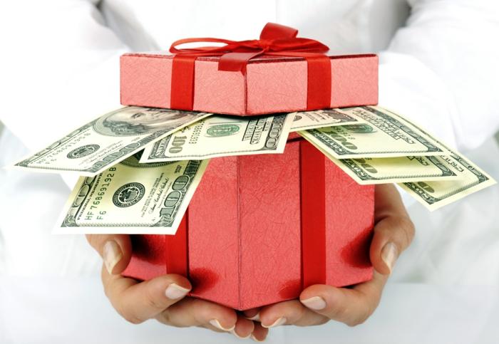 Geldgeschenke f r hochzeit 22 kreative ideen um viel - Geldgeschenk teenager ...