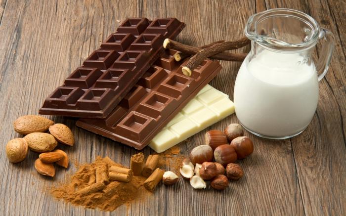 geschenkideen für freundind geschnekideen freund trueffel mit milch schokolade