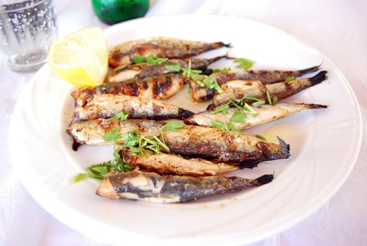 gesunde Ernährung Fischgerichte einfach und gesund