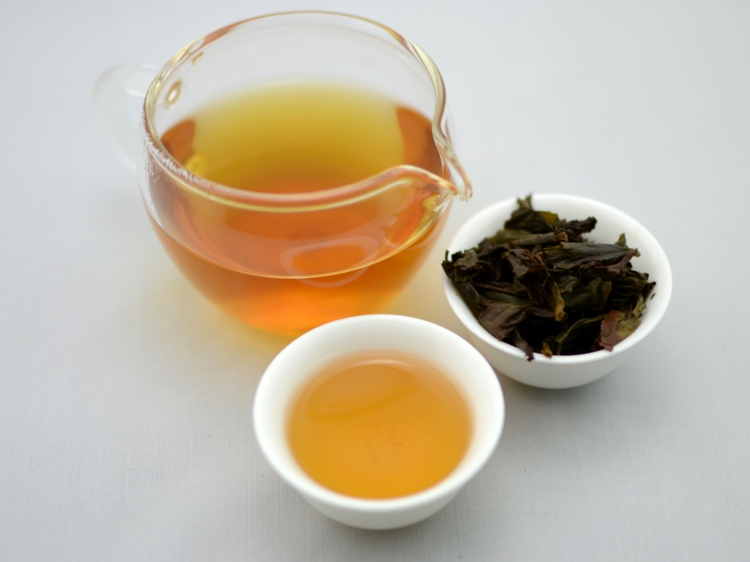 gesunder Tee trinken Teesorten