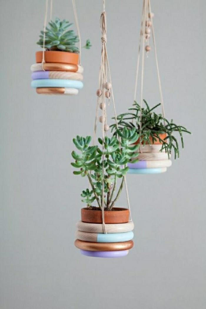 Sch ne zimmerpflanzen so dekorieren sie ihr zuhause mit for Zimmerpflanzen deko ideen