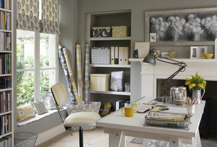 haushaltsplan putzen haus aufräumen home office geschenkpapier dekorieren