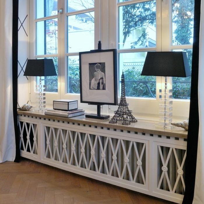 25 heizk rperverkleidung ideen f r ihr wohnliches zuhause. Black Bedroom Furniture Sets. Home Design Ideas