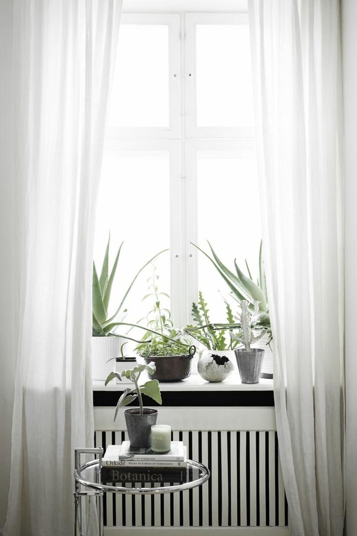 Fensterbank Holz Verkleiden ~ Verkleiden Sie die Heizkörper mit hellem Holz für mehr Wärme und