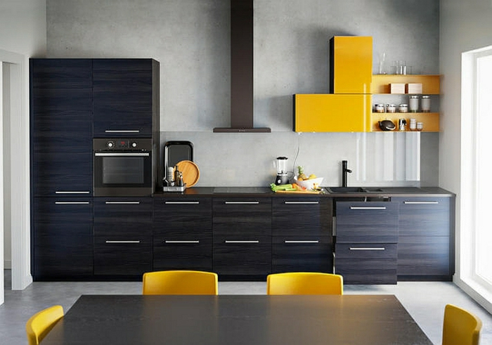 20 ikea k chen ideen die neusten trends 2016. Black Bedroom Furniture Sets. Home Design Ideas