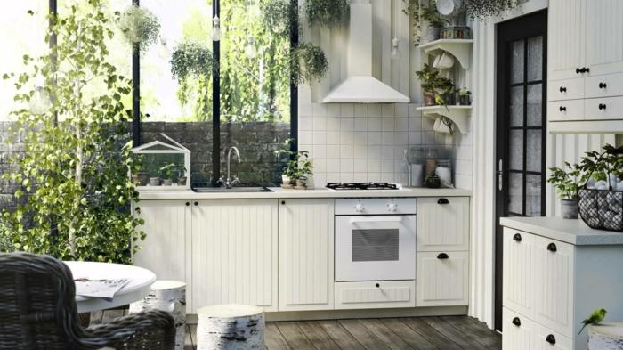 20 IKEA Küchen Ideen - die neusten Trends 2016 | {Moderne landhausküche ikea 39}
