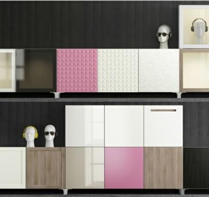 IKEA Wohnwand BESTÅ U2013 Eine Vielseitige Und Flexible Lösung Für Aufbewahrung  Mit Stil
