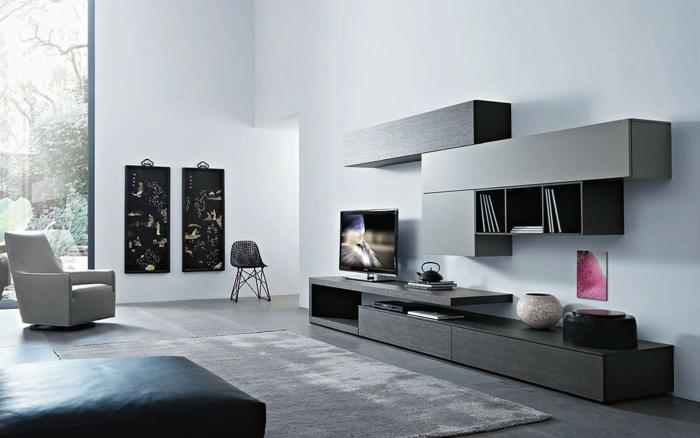 IKEA Wohnwand BESTu00c5 - ein flexibles Modulsystem mit Stil