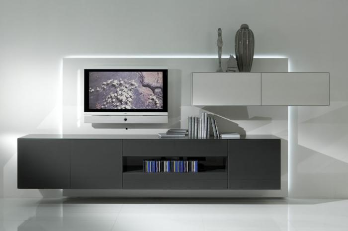 ikea wohnwand graue weiße fronten matt schränke kettnaker wohnsystem soma woy24.de