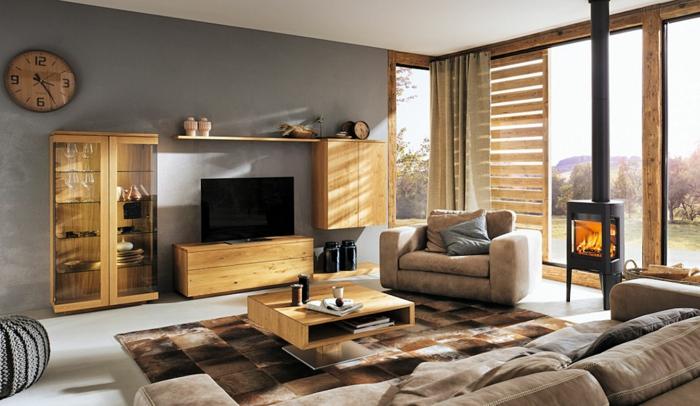 Wohnwande ikea for Wohnzimmermobel mit viel stauraum
