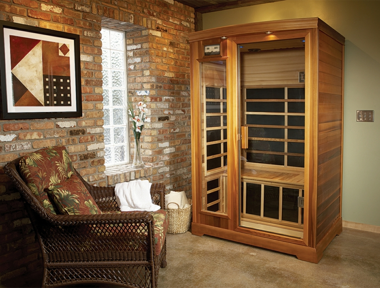 infrarotkabine test klassische sauna oder infrarotwärmekabine