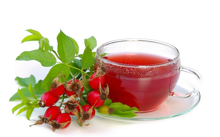 ist Tee gesund Hagebuttentee selbstgemacht