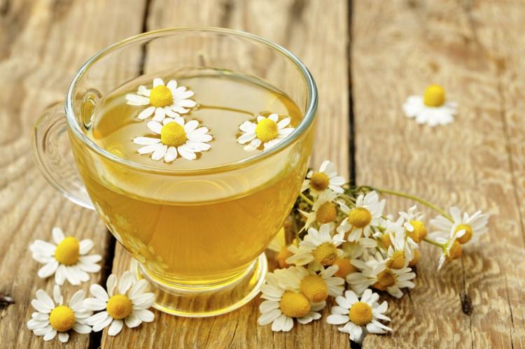 ist Tee gesund Kamillentee trinken Wirkung