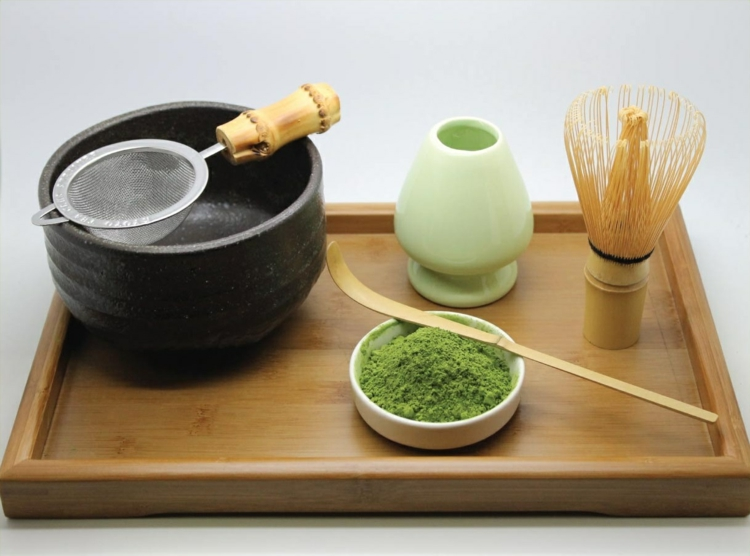 ist Tee Matcha Tee Gesundheit