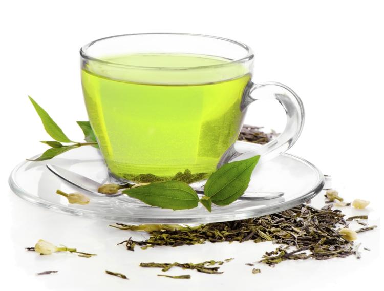 ist Tee gesund Teesorten Wirkung grüner Tee