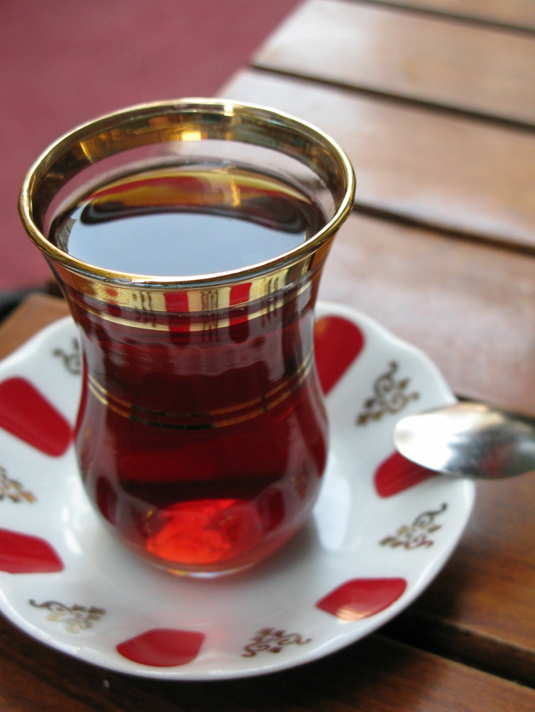 ist Tee gesund Teesorten türkischer Tee trinken